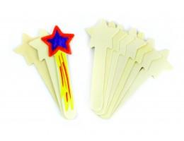Wooden Sticks - Star