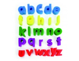 Sponge Stamps -Lowercase Letters