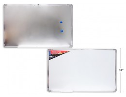 "Magnetic Whiteboard (36 x 24"")"