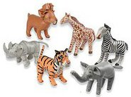 Plastic Animal Sets