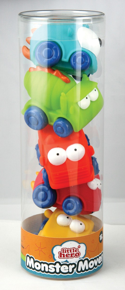 Monster Movers (set of 5)