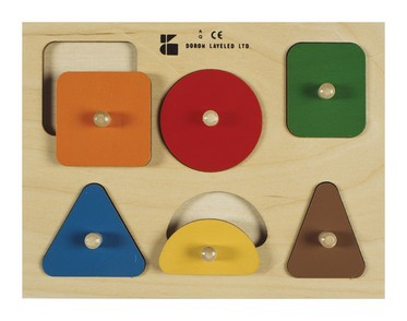 Geometric Forms & Colours