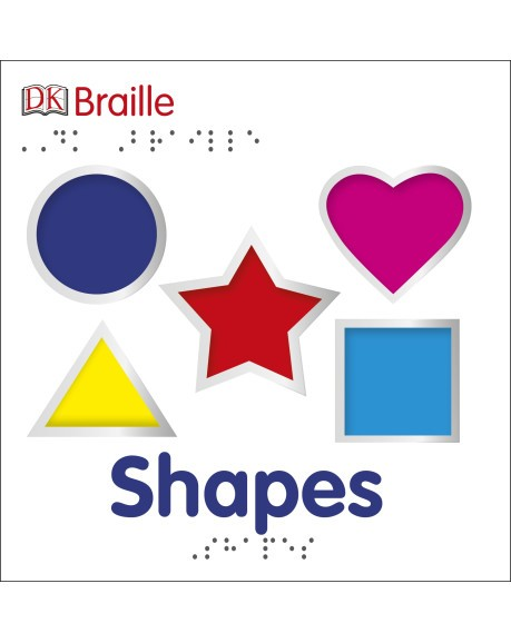 DK Braille Book: Shapes