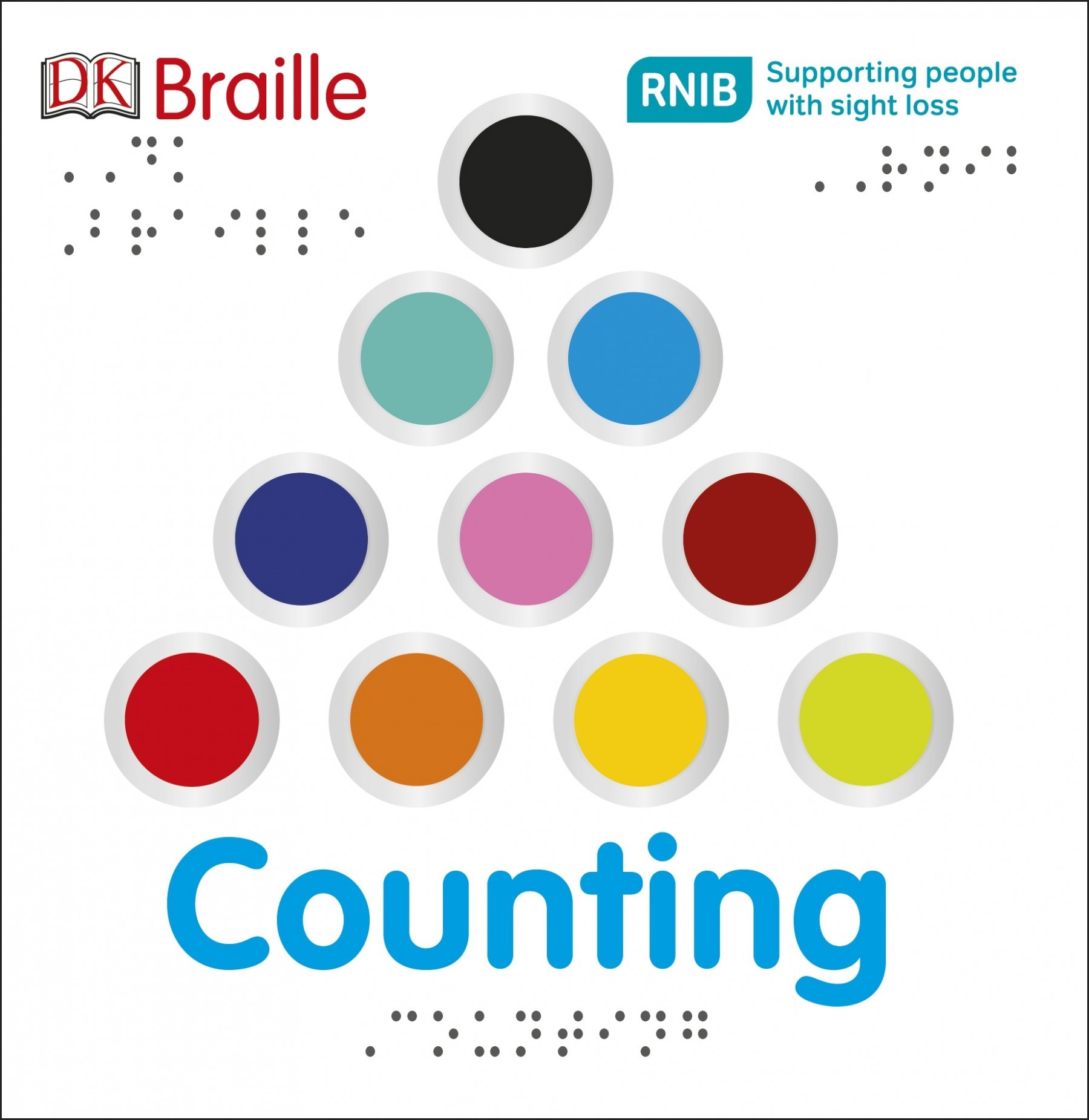 DK Braille Book: Counting
