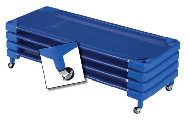 Cot Casters Set of Four*