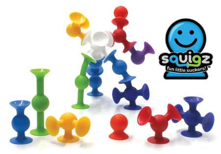 Squigz Starter Set (24 pc)