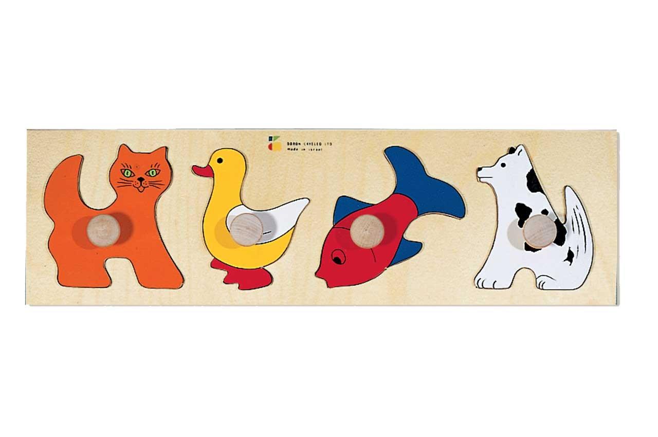Giant Knob Pets Puzzle