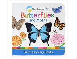 Butterflies and Moths: First Discovery Books Board book
