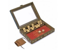 Wooden Shut-the-Box