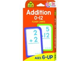 Addition Flash Cards