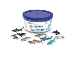 Ocean Animals Counters Pack of 50