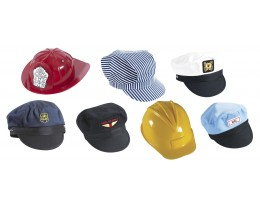 Go to Work Hats Set of 7