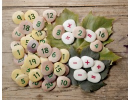 Number Pebbles - Number Bonds to 10