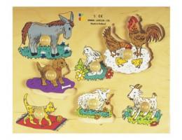 Farm Animals Puzzle