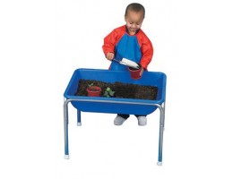 Small Blue Sensory Table