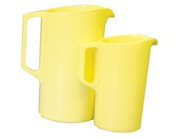 Melamine Pitcher Yellow 16OZ