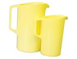 Melamine Pitcher Yellow 16OZ