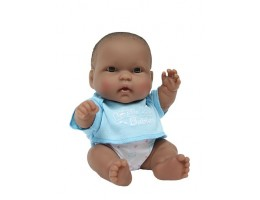 "Lots to Love Babies 8"" Black"