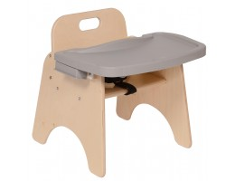 9″High Feeding Chair