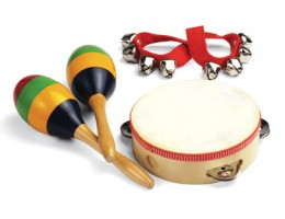 Musical Instruments - Set D