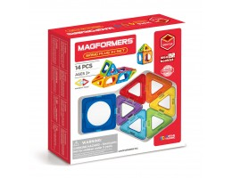 Magformers Basic Plus 14