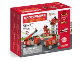 Magformers Amazing Rescue 50