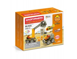 Magformers Amazing Construction 50 Pc