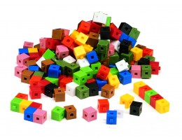 Interlocking 1cm/1g Cubes