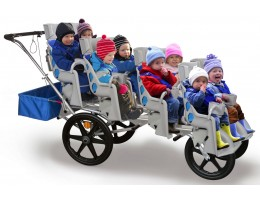 Runabout Strollers - 8-Seater