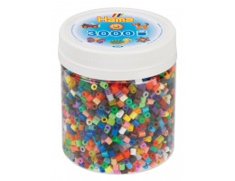 Beads in Tub