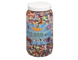 13,000 Midi Beads in Tub