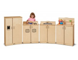 Culinary Creations School Age Play Kitchen