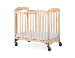 Next Generation First Responder Evacuation Crib Fixed-Side, Clearview