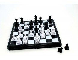 The Right Moves- The Self-Teaching Chess Set
