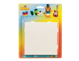 Large Square Pegboard Blister