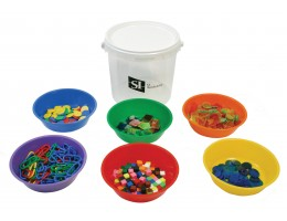 Color Sorting Bucket