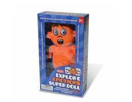 Explore Emotions Super Doll