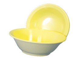 Melamine Dessert Bowl 4OZ Yellow