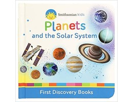 Planets: and the Solar System Board book