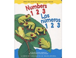Numbers 123 / Los números 123 Board Book