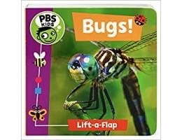 Chunky Lift a Flap Book - Bugs