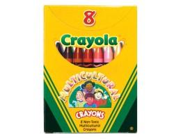 Crayola Multi-Cultural Crayons