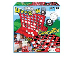 4-IN-A-Row & Checkers