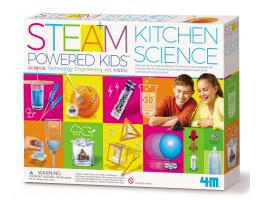 Steam Kids - Kitchen Science