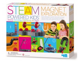 Steam Kids - Magnet Science