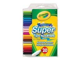 Fine Line Washable Super Tip Markers 20ct