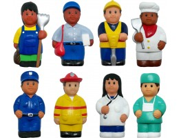 Community Helper Figurines