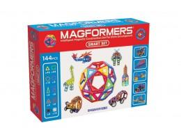 144PC. Magformers Smart Set
