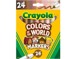 Colours of The World Skin Tone Markers