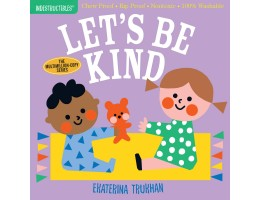 Washable Indestructibles: Let's Be Kind